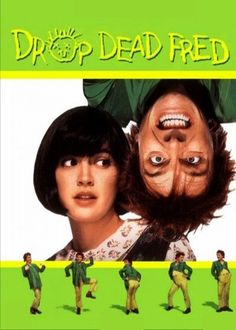 Drop Dead Fred - childhood classic- sharing this little gem with husband now. Thanks Netflix.