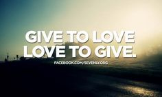 Saw this is the Sevenly's Facebook! Support Sevenly and all of their causes by buying their awesome shirts!