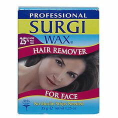 Ardell Surgi-Wax Hair Removal For Face