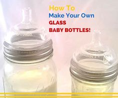 Turn your mason jars
