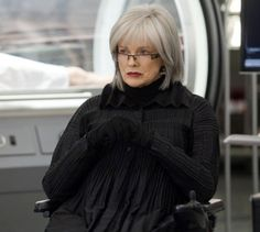 Fringe's Nina Sharp (Blair Brown) Died: Dec. 21, 2012   Cause of Death: Shot herself in the head when the alternative was messy-brain interrogation at the hands of the Observers.