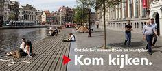 Veel bouwputten in de binnenstad zijn veranderd in een mooi stuk stad dat het herontdekken waard is. Amsterdam laat zien hoe ze vernieuwt en toch zichzelf blijft.