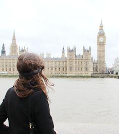 UN WEEK-END A LONDRES – Le chien à taches