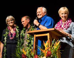 Loren and Darlene Cunningham honoring Dale and Carol Kauffman for the 40th reunion of Kings Kids International! A historic moment in YWAM! @ywamkona @ywam_org @loren_cunningham #kona #Hawaii #bigisland #ywam #ywamkona #ywamkonacontest #ohana #photography by rebekah_luplow http://bit.ly/dtskyiv #ywamkyiv #ywam #mission #missiontrip #outreach