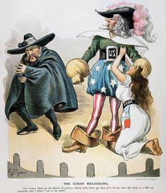 spanish-american-war-1896-granger.jpg (778×900)