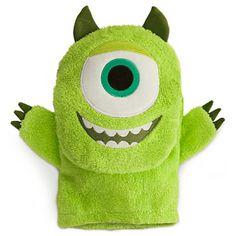 Monsters, Inc. Bath Mitt for Baby
