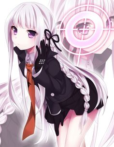 Kirigiri Kyouko | Danganronpa: Kibou no Gakuen to Zetsubou no Koukousei - The Animation #anime