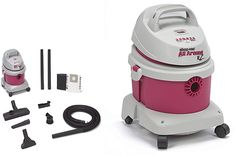 Wet Dry Vacuum Cleaner Water Dirt 2 in 1 Blower Vac with HEPA Filter 30L 1600W