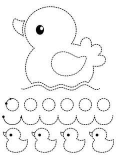 Preschool Writing, Preschool Worksheets, Kids Learning Activities, Preschool Activities, Test For Kids, Body Parts Preschool, Prewriting Skills, Daycare Themes, Baby Quiet Book