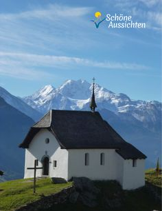 Kapelle Maria zum Schnee - Bettmeralp - Aletsch Arena www.schoene-aussichten.travel