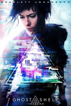 A Vigilante do Amanhã: Ghost In The Shell ganha dois novos cartazes que mostram Scarlett Johansson e robô-gueixa bizarra - Slideshow - AdoroCinema