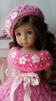 """The outfit for doll 13"""" Dianna Effner Little Darling. Hand made."""