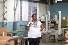 Sibyl Mikell has worked in the same New Orleans warehouse by the Mississippi River docks since 1980, one of dozens of blind workers who make the mess trays sent to U.S. military forces overseas — including her own son, who finished his second tour of duty in Afghanistan earlier this year.