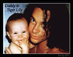 In loving memory of Michael Hutchence. Dedicated to Tiger Lily.