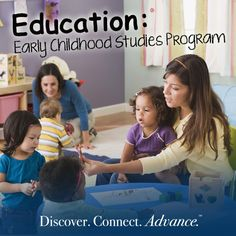 Macomb's Early Childhood Studies Program combines theory and practice to prepare you to work with young children and their families in a variety of childcare settings.