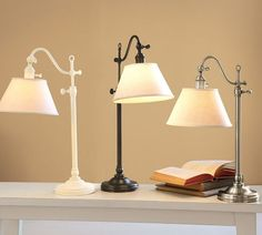 Adair Bedside Lamp | Pottery Barn...nice to see they still have it since I'll probably be buying a new one :(