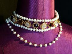 Collar de perlas de Ana Bolena