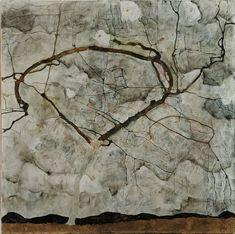 """""""Herbstbaum in bewegter Luft (Winterbaum)"""", 1912, by Egon Schiele (1890–1918)"""