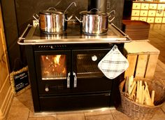 Homemade soup - heated with wood of our own. Seegräben (ZH), Switzerland - www. Lokal, Homemade Soup, Kitchen Cart, Switzerland, Wood, Home Decor, In Season Produce, Decoration Home, Woodwind Instrument