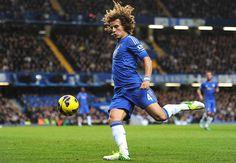 David Luiz -- Chelsea