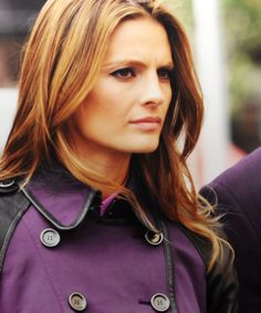 Beckett looking pretty.