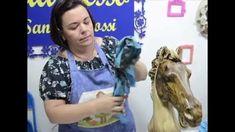 Sandra Rossi Peça de Gesso, Cavalo