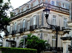TWIN HOUSES - PASEO MONTEJO MERIDA YUCATAN -  IDENTICAL FRENCH STYLE MANSIONS - BUILT AT THE TURN OF 20TH CENTURY