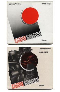 Campo Grafico - 1933 - 1939