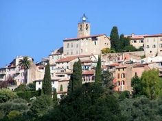 Grasse is the foremost city in the world for perfumes. It produces over two-thirds of France's natural aromas.