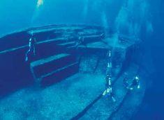 La Increible Ciudad Submarina de Yonaguni - Taringa!