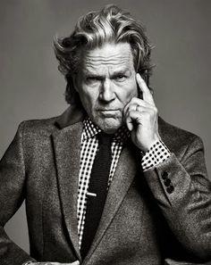 Style 4 Gents - Menswear Fashion & Style : HOW TO WEAR A COAT LIKE JEFF BRIDGES?
