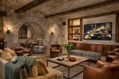 Un séjour familial et confortable pour se détendre et regarder la télé