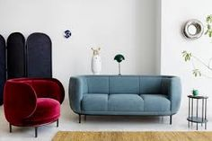 Jaime Hayon has designed a complete furniture line for Austrian furniture manufacturer Wittmann. What a perfect fit! Sofa Chair, Sofa Furniture, Luxury Furniture, Furniture Design, Sofa Design, Furniture Manufacturers, Interiores Design, Interior Inspiration, Love Seat