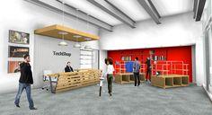 WOOHOO!!  TechShop is America's 1st Nationwide Open-Access Public Workshop -- TechShop Pittsburgh