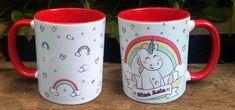 Que tal um presente desse para o Natal? Apenas R$25,00  #caneca #unicornio