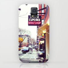 Little Cupcake Bake Shop - NYC iPhone & iPod Case