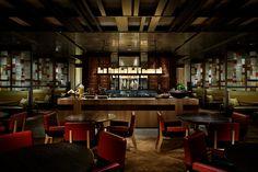 "bond | Midtown Shangri-La Hangzhou ""Midtown Brewery"" Tapas Dining Restaurant - 2016 / Hangzhou, China"