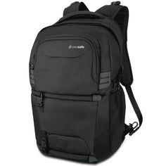 Camsafe V25 anti-theft camera backpack | Pacsafe