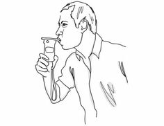 Work in progress. Sketches for Previa. #christinaheitmann #sketch #draw #alcohol illustration #illustrator #drawing #man #middleage #blackandwhite
