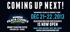 Comic Con India brings mingled fun of Movies and Comics to fans with 2nd Edition of Mumbai Film & Comics Convention