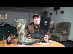 Very GoodReview Boot Review-Lacrosse VS Muck - YouTube
