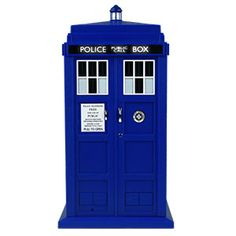 """Doctor Who"" Doctor Who - TARDIS Bluetooth Speaker at BBC Shop"