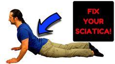 Sciatica Pain Relief (BEST EXERCISES FOR SCIATIC PAIN) - YouTube
