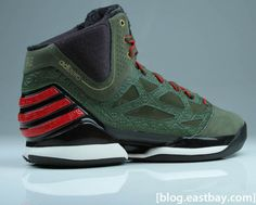 finest selection 4f6ca 07d92 adidas adiZero Rose Lei Feng - Now Available at Eastbay