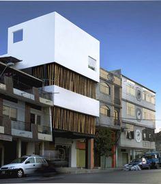 Construído pelo Natura Futura Arquitectura na Babahoyo, Ecuador ¨Rico Pollo¨um lugar de integração, onde a comunidade se encontra, tem como objetivo principal recuperar e apropriar...