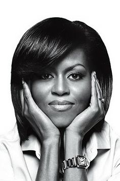 """I am an example of what is possible when girls from the very beginning of their lives are loved and nurtured by people around them. I was surrounded by extraordinary women in my life who taught me about quiet strength and dignity.""  -  Michelle Obama  (1964 - )  American lawyer and writer, First Lady, wife of the 44th and current President of the United States."