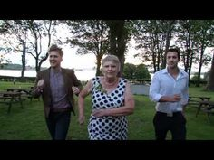 Is This The Way To Amarillo - Tony Christie & Peter Kay - Marryoke Wedding Music Video (HD)