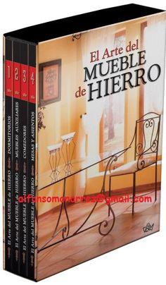 LIBROS DVDS CD-ROMS ENCICLOPEDIAS EDUCACIÓN EN PREESCOLAR. PRIMARIA. SECUNDARIA Y MÁS: ARTE MUEBLE HIERRO Fotografías
