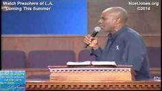 Teens Youth Ministry: Bishop Noel Jones Make Me Wanna Holler