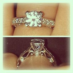 Verragio please I definitely want a Verragio ring when I get married. They are stunning!